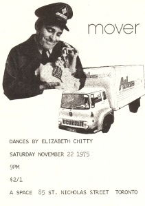 Mover poster