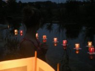 Lantern Service, photo courtesy Project Ploughshares Niagara